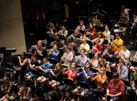 Mahler Rehearsals